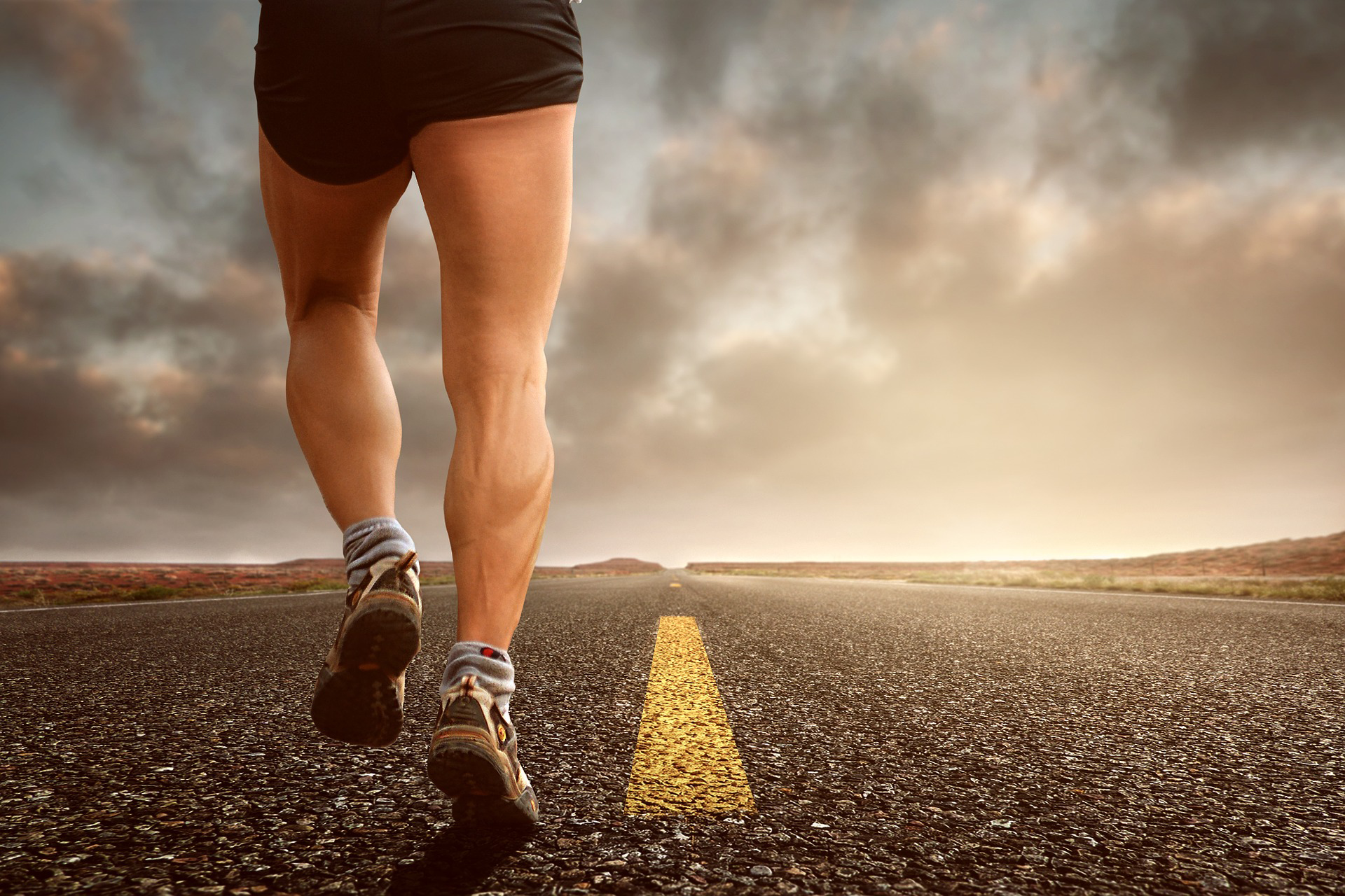 A running pain – the lower back